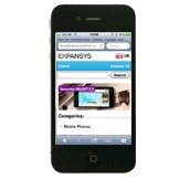 Apple iPhone 4S 32GB SIM-Free - Black