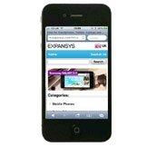 Apple iPhone 4S 64GB SIM-Free - Black Black Friday & Cyber Monday 2014