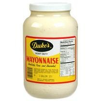 Duke's Mayonnaise, 1 GALLON! (128 oz)