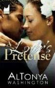 A Lover's Pretense (Kimani Romance)