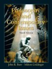 img - for Philosophy and Contemporary Issues, Ninth Edition book / textbook / text book