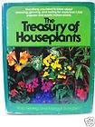 img - for The Treasury of Houseplants book / textbook / text book