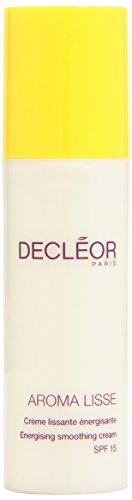 Decleor Aroma Lisse Energising Smoothing Cream SPF 15 with Mandarine Essential Oil Crema Idratante - 50 ml