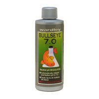 Wardley Bullseye 7.0 Aquarium Neutral Ph Regulator - 4 Oz