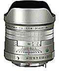 PENTAX 広角 レンズ FA31mm F1.8AL Limited シルバー FA31F1.8S