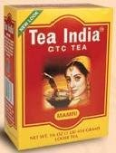 Tea India Loose Tea 32oz by Spicy World