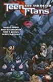 img - for Teen Titans Vol. 5: Life and Death book / textbook / text book