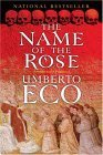 The Name of the Rose (0156001314) by Eco, Umberto
