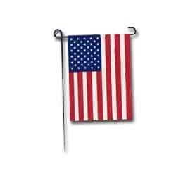Nylon American Flag banner (12 in. x 18 in.) - Buy Nylon American Flag banner (12 in. x 18 in.) - Purchase Nylon American Flag banner (12 in. x 18 in.) (FlagAndBanner, Home & Garden,Categories,Patio Lawn & Garden,Outdoor Decor,Banners & Flags)