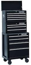 Craftsman 26 in. 3-Drawer Ball Bearing Middle Chest