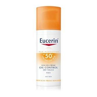 Eucerin Sun protezione Oil Control Sun gel-crème SPF 50+ 50ml