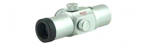 Millett Millett Sp-2 Compact 1X24 Red Dot Sight - Silver