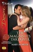 Image of The Magnate's Takeover (Silhouette Desire)