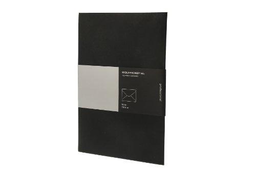 Moleskine Folio Professional Folders, A4, Black (13 X 9) (Professional Folio Series)