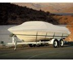 Taylor Made Products Boat Guard Trailerable Boat Cover, 17-19-Feet X 96-Inch Beam Center Console Boat