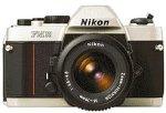 Nikon 一眼レフカメラ FM10 標準セット(FM10ボディ・Aiズームニッコール35~70mmF3.5~4.8S・カメラケース・ストラップ付)