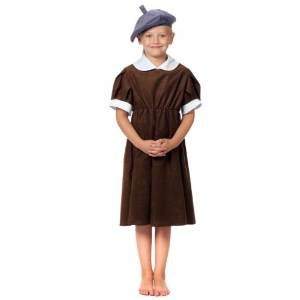 Evacu (Evacuee Costume Fancy Dress)