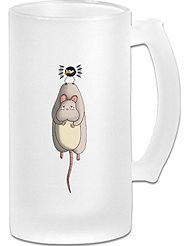 Spirited Away Frosted Glass Pub Big Beer Cup - 500ML