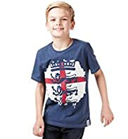 3 Lions Short Sleeve T-Shirt