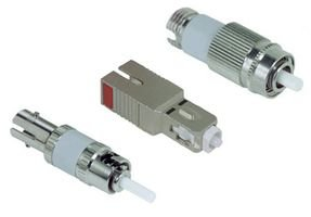 Amphenol Fiber Optics 954-130-5110 Attenuator Plug, SC Female To SC Male, Singlemode Fiber Type, 10dB Fiber Count