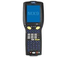 MX9A1B3B1D1B0CA, LXE, MX9, HANDHELD COMPUTER, LORAX, 62 ALPHA NUMERIC, 802.11 B/G+BLUETOOTH, DUAL INT ANTENNA, 128MB RAM/128MB FLASH, CE 5.0, RF TERM, NO CUSTOM, CA , MX9A1B3B1D1B0CA