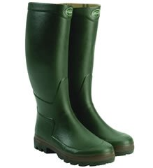 Le Chameau All Tracks Country Neoprene Wellies