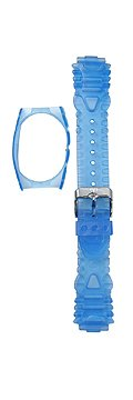 TechnoMarine TD/CR Baby blue Gel strap #9002
