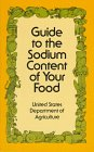 img - for Guide to the Sodium Content of Your Food (Dover Pictorial Archives) book / textbook / text book