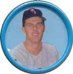 1963 Salada Tea Coins (Baseball) Card# 60 Jim Landis Of The Chicago White Sox Nrmt Condition