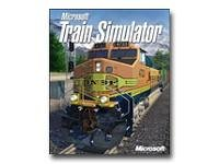 Microsoft Train Simulator (PC CD)