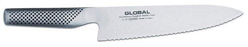 G22 Global Scalloped Bread Knife - 20cm