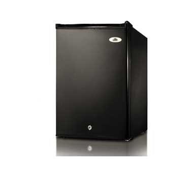 Summitco FF29B Compact Refrigerator, single-section,