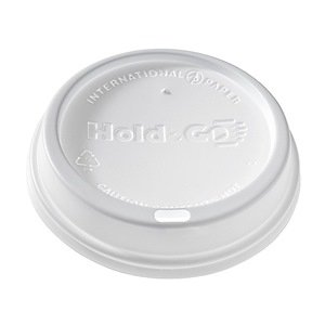 international-paper-lhdd-16-polystrene-holdgo-dome-sipper-hot-cup-lid-12-ounce-to-20-ounce-white-12-