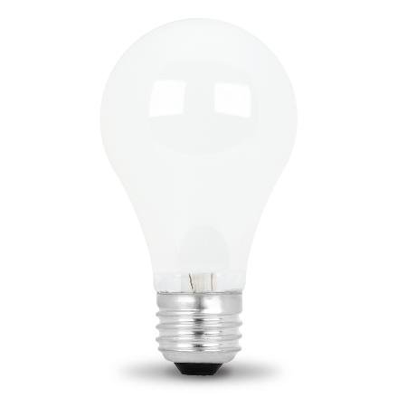 75W A19 Heavy Duty Rough Service Light Bulbs