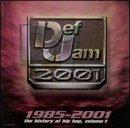echange, troc Various Artists - Def Jam 1985-2001: History of Hip Hop 1