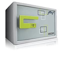 Godrej Ceres Coffer VI Safe (Grey)