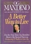 A Better Way to Live (0553057170) by Mandino, Og