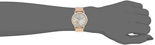 Fossil Women's ES3751 Vintage Muse Gold-Tone Stainless Steel Watch with Leather Band 3
