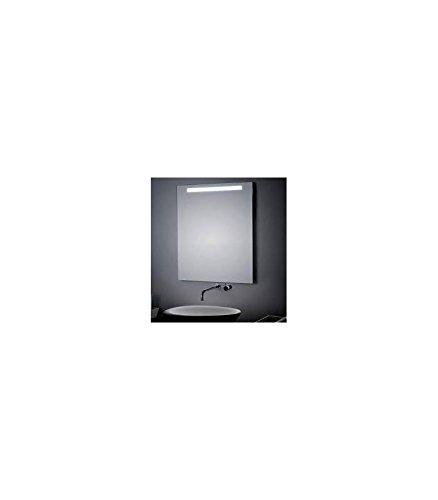 Koh-I-Noor L45777 Specchio Illuminazione Superiore LED 90X, Cromo