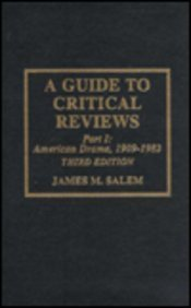 A Guide to Critical Reviews