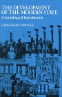 The Development of the Modern State: A Sociological Introduction (0804710422) by Gianfranco Poggi