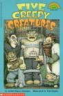 img - for Five Creepy Creatures (level 4) (Hello Reader! Level 4) book / textbook / text book