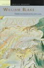 William Blake (Longman Critical Readers) (0582237114) by Lucas, John