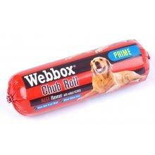 Webbox Chub Beef 800g X12