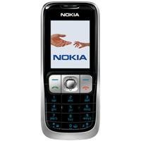 Nokia 2630 black (VGA-Digitalkamera mit 4-fachem Digitalzoom, Bluetooth, GPRS, EGPRS, Organizer) Handy ohne Branding