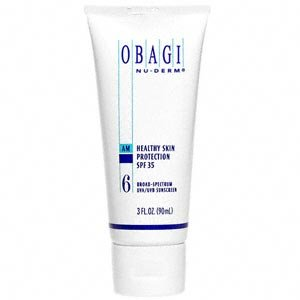OBAGI Nu-Derm HEALTHY Skin PROTECTION SPF 35 UVA/UVB Sunscreen
