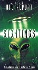 Sightings: UFO Report [VHS]