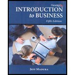 img - for Introduction to Business book / textbook / text book