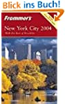 Frommer's New York City with Map
