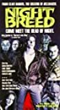 Night Breed [VHS]